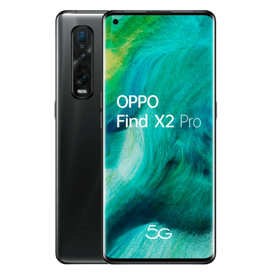 frontal OPPO Find X2 Pro