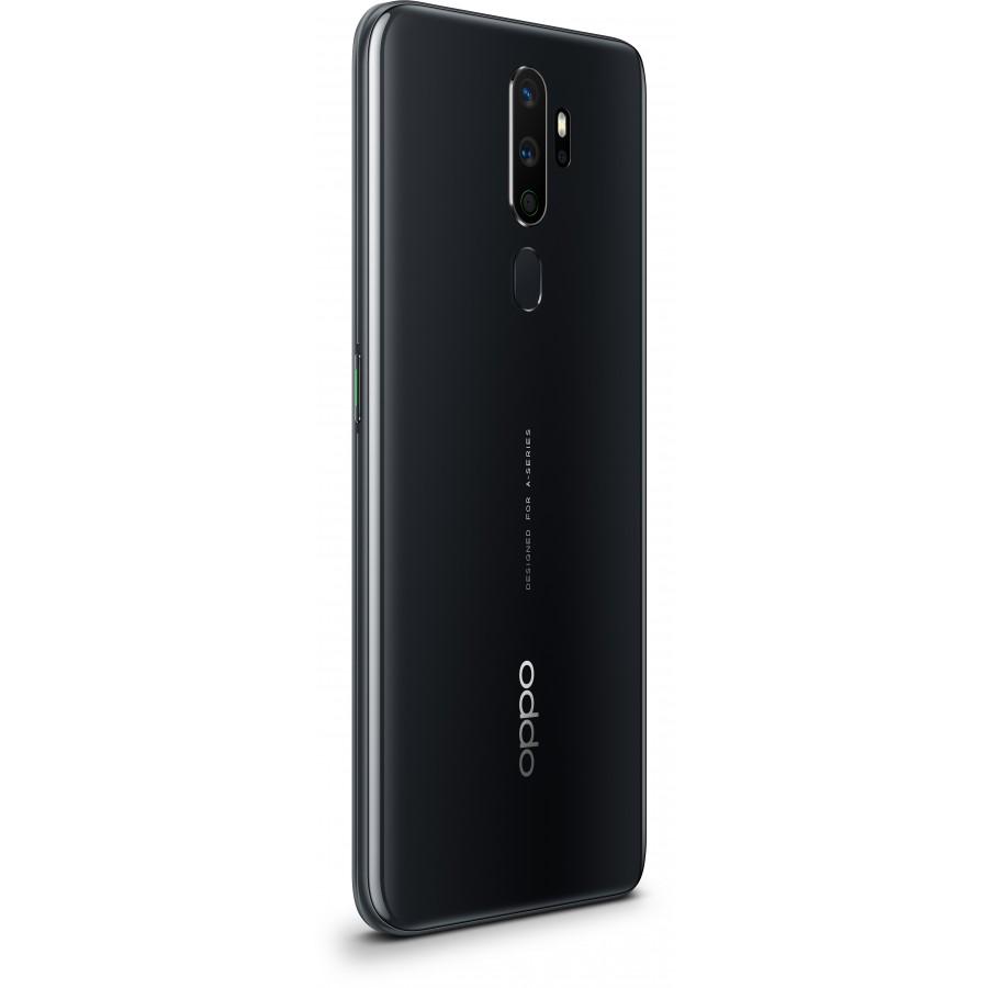 OPPO A5 2020 Diagonal Trasero Mirror Black