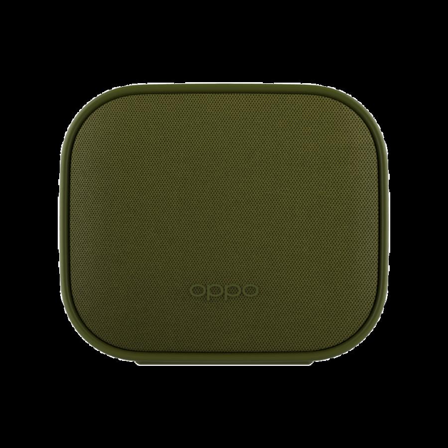 Oppo Bluetooth Speaker trasera, verde
