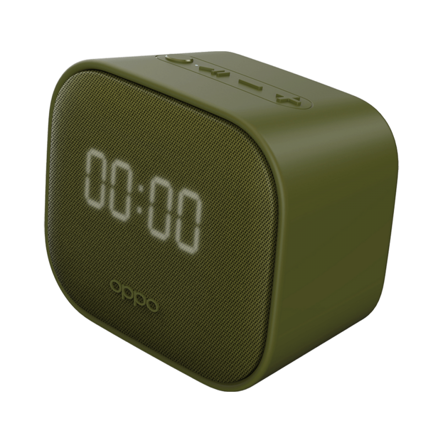 Oppo Bluetooth Speaker, Diagonal Verde