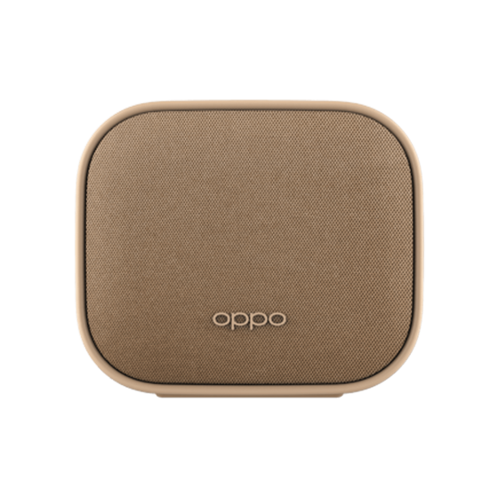 Oppo Bluetooth Speaker, frontal rosa
