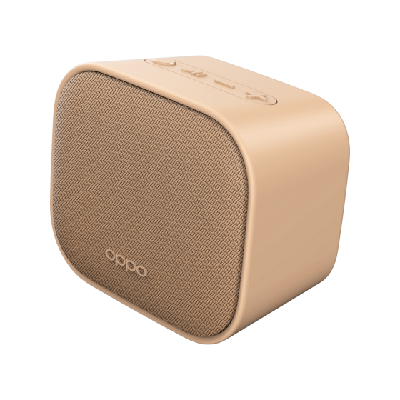 Oppo Bluetooth Speaker, diagonal