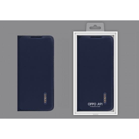 Protector PU Case BLUE A91