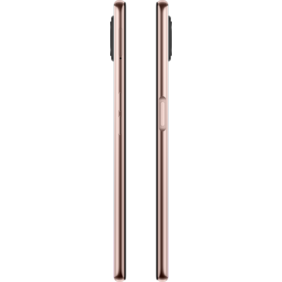 OPPO Reno 4Z 5G, Dew White, vertical