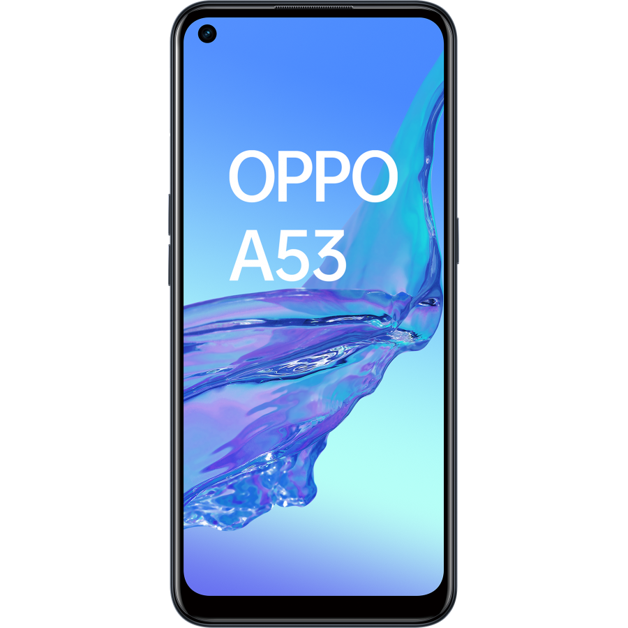 OPPO A53, Frontal