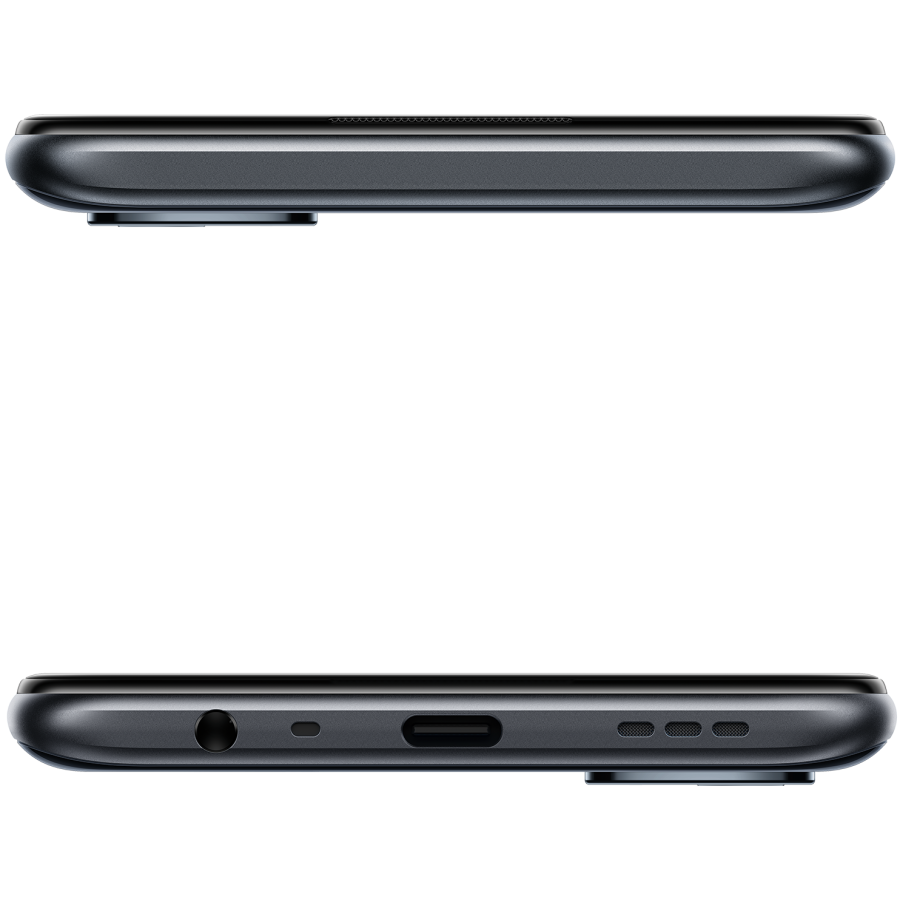 OPPO A53 S Electric Black, Horizontal