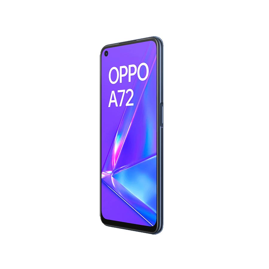 OPPO A72, Diagonal derecha