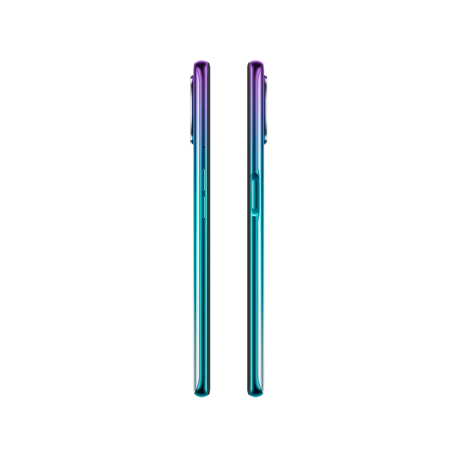 OPPO A72 Vertical Aurora Purple